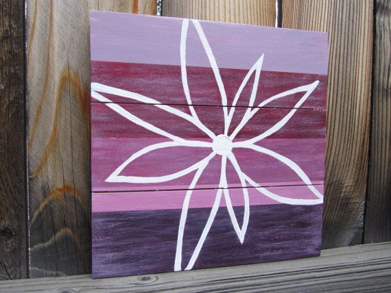 Chloe Purple Wall Art Nursery Decor Plum Lavender By Nwrustic 32 00
