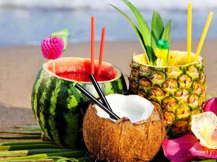 Η ΔΙΑΔΡΟΜΗ ®: Καλοκαιρινά ποτά