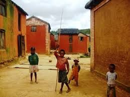 Madagascar local villagers