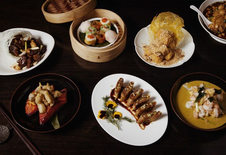 Dim sum in style at the high end Hakkasan