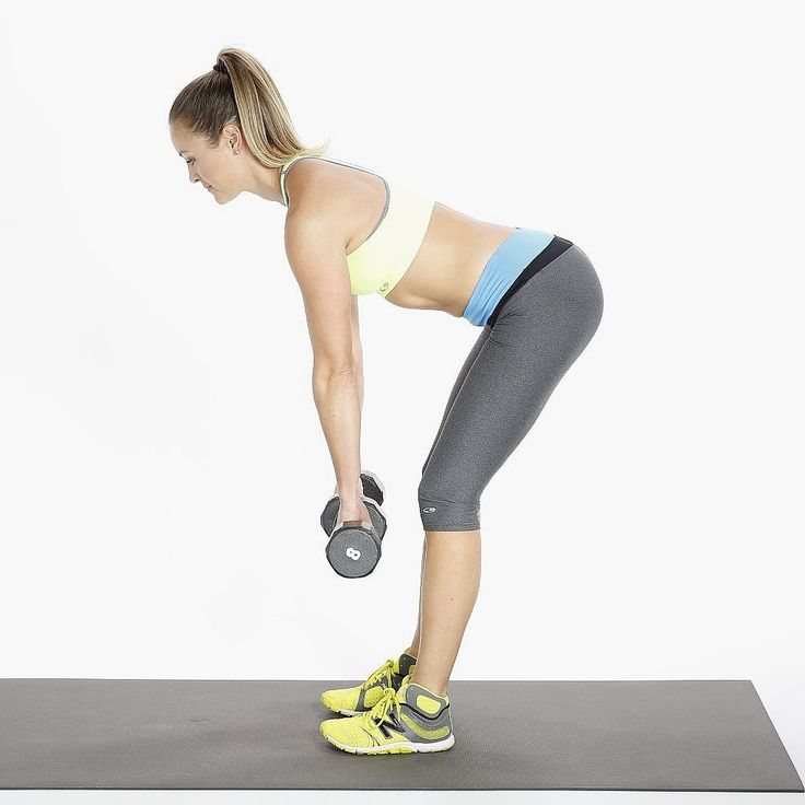 The Only Move You Need to Tone Your Whole Body: The name of the exercise may sound macabre, but the results deadlifts offer are anything but grim.