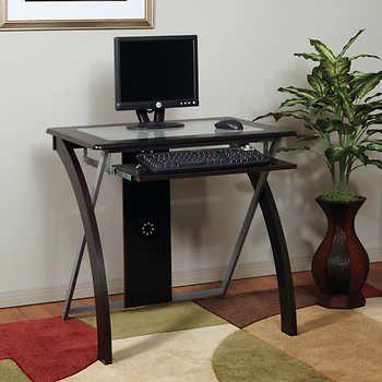 X-Text Computer Desk