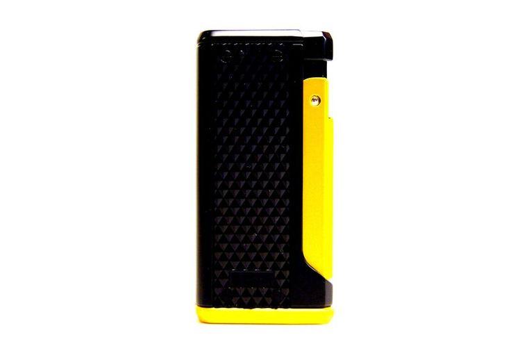 Accendini Jet Flame : Accendino Colibri jet flame giallo tripla fiamma - Tabaccheria Sansone - Pipe Tabacco Sigari - Accessori per fumatori