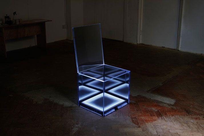 Affinity chair by Ben Alun Jones