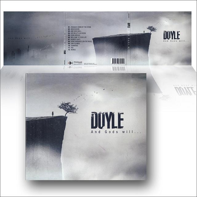 Doyle CD artwork by Midnight - digital, via Flickr