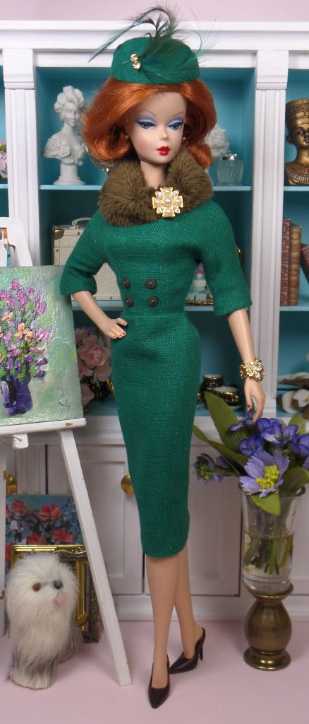 Sutton Place | Matisse Fashions and Doll Patterns