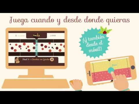 CHOCOLATES LACASA · Trailer highlighting the app we created for the Christmas promotion using elements of Gamification, with some of the campaign results · 2014