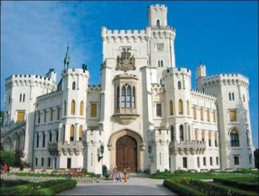 Bohém kastélyok és várak | Hetek Archívum