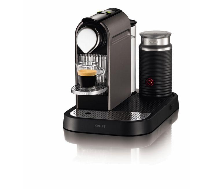 XN710141 Nespresso CitiZ & Milk Coffee Machine