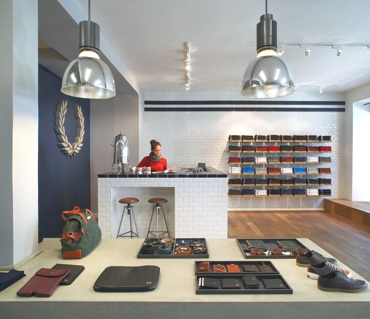 British fashion brand Fred Perry launches new store in Munich, Germany - http://www.adelto.co.uk/british-fashion-brand-fred-perry-launches-new-store-in-munich-germany