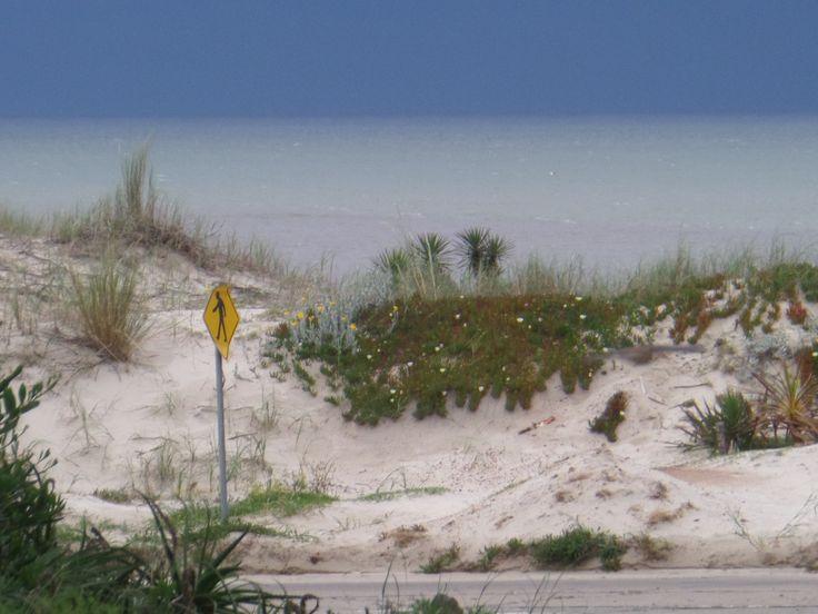 Playa La Floresta.