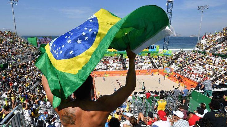 Jogos Olímpicos Rio 2016 - Volei de Praia