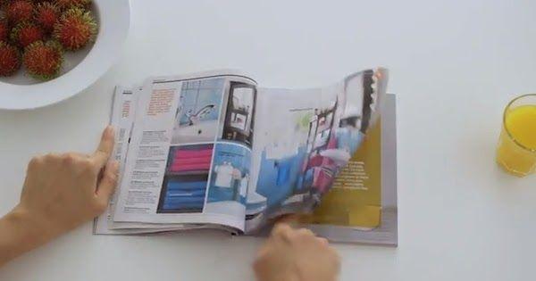 Para promover o catálogo IKEA 2015, a agência BBH de Cingapura criou uma campanha brilhante que apresenta em forma de paródia de um vídeo de...