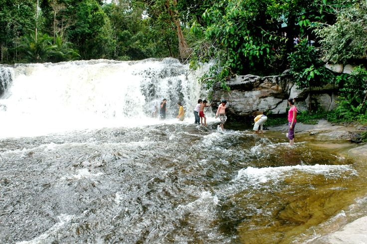 Phnom Kulen National Park, Attraction in Siem Reap | Tourism of Cambodia