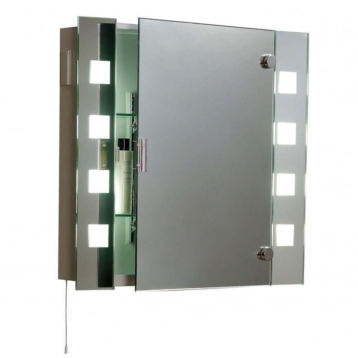 Cool Bathroom Mirror Cabinets: Best 25+ Round Bathroom Mirror Ideas On Pinterest