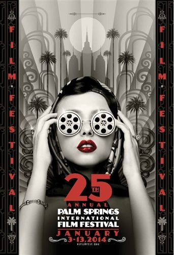 Palm Springs International Film Festival 2014 Poster