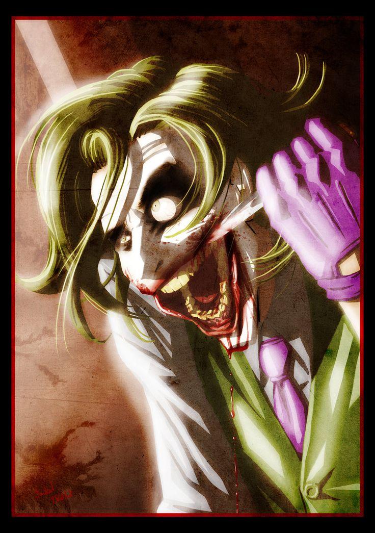 "Joker says ""Happy Halloween Moviepilot!"" | Moviepilot: New Stories for Upcoming Movies"