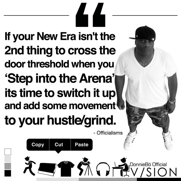 Healthy mind, healthy body, perfect combination. If your New Era Lid isn't the 2nd thing to cross the door threshold when you 'Step into the Arena' its time to switch it up and add some movement to your hustle/grind. Thus, I have a jihad against my stomach, I can't let it pass my chest plate. #DunKno  Define your target market/niches, then unleash your visual narrative: it gets results. ▃▃▃▃▃▃▃▃▃▃▃▃▃▃▃▃▃▃▃▃▃▃▃▃▃▃▃  /// V/sion <build><something/>  #MarketingALifeStyle #Calisthenics…