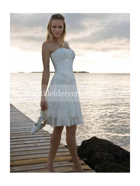 20 best Kurze Brautkleider images on Pinterest | Short bridal ...