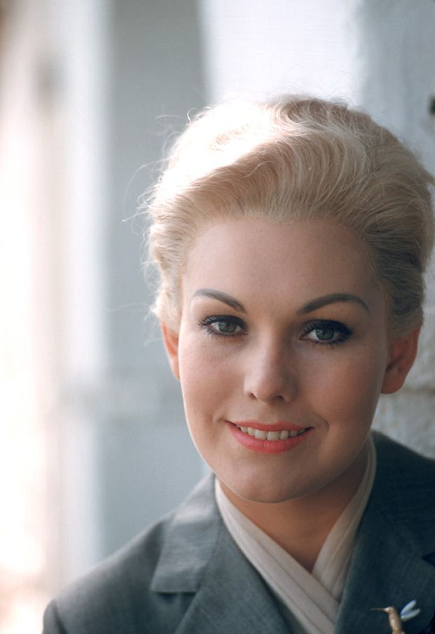 Kim Novak OK, it ain't Natalie, it's Kim, but she is another beautiful face prettier than most.