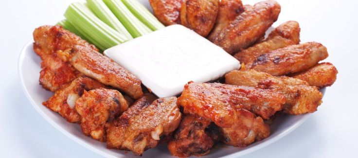 Hot Buffalo (Chicken) Wings, comme aux Etats-Unis