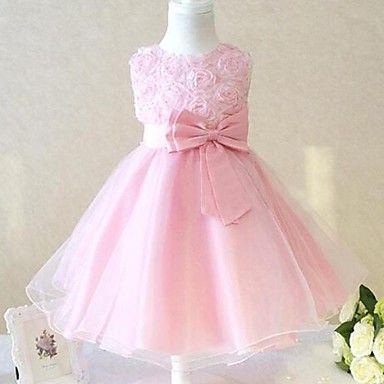 a+forma+da+menina+doce+curva+da+rosa+vestido+de+princesa+–+EUR+€+22.53