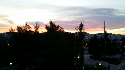 #beautiful #sunset #athens #greece #summer #summertime