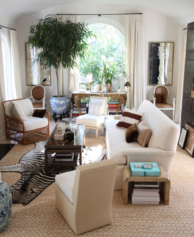 Habitually Chicu00ae: Chic Hollywood Hills Home: Part I : New place : Pinterest : Chic chic ...