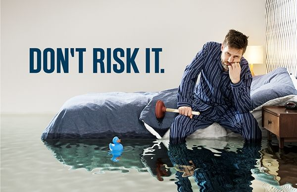 Don't Risk It - Master Plumbers on Behance