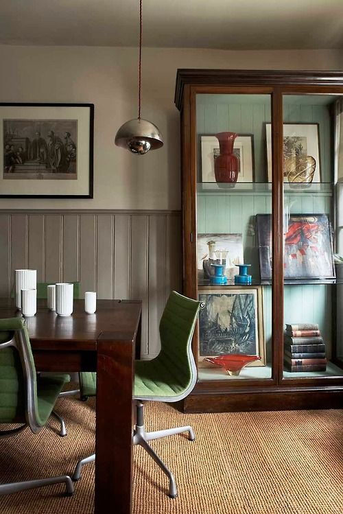 1000 images about dark rich and interesting interior - Farrow and ball decoration ...