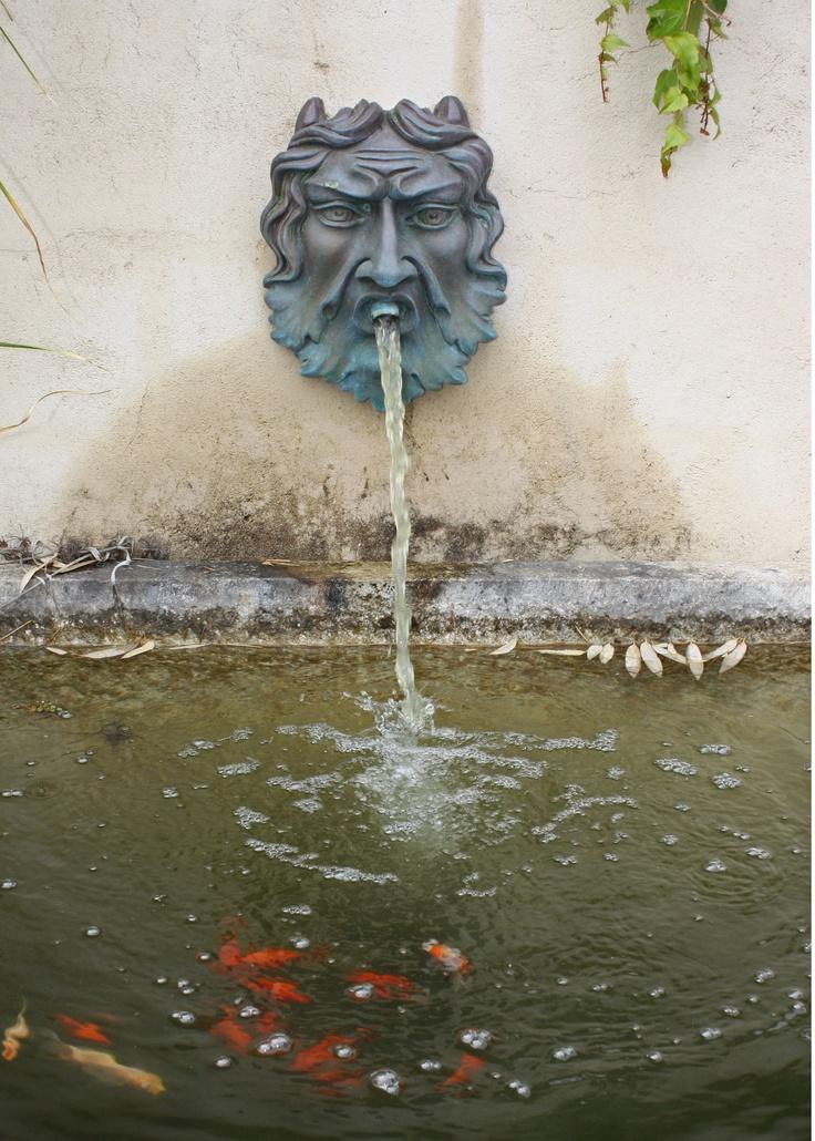 46 Best Water Spouts Images On Pinterest Garden