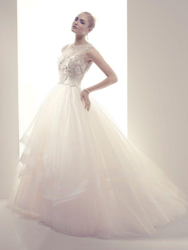 B075 Casablanca Couture Wedding Dress C280 Allure Couture Bridal Gown   Brides of Melbourne Couture Emporium