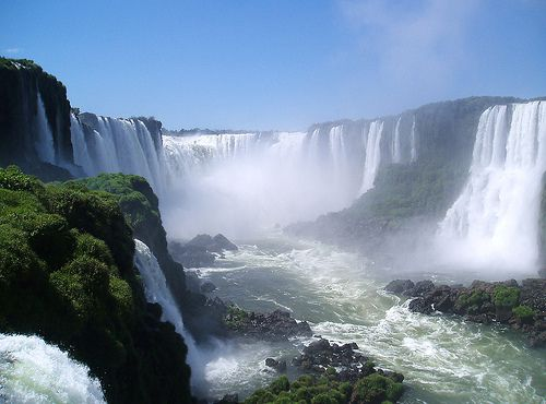 Cataratas Del Iguazu, Argentina....is in my buket list!