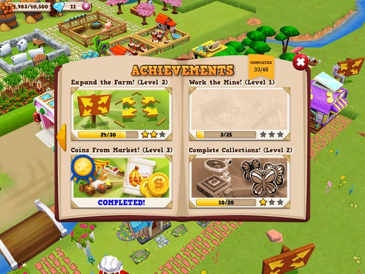 Farm Story 2 | Achievements