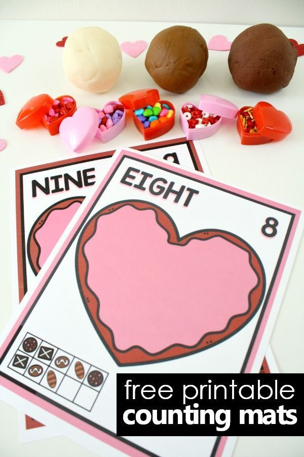 47 best Valentine\'s Day Preschool Lessons images on Pinterest ...