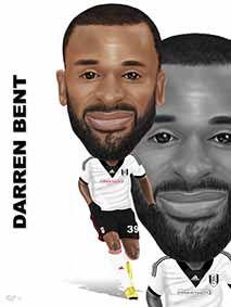 Darren Bent on a season long loan to Fulham!!  Good luck