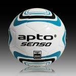Apto Sports Senso Soft Touch Ball White/Blue football