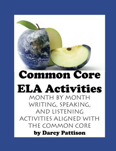 Common Core Standards: Common Core Standards, Activities Aligned, Common Core It, Her Activities, Common Cores, Commoncore, Month Writing, Listening Activities, Language Arts