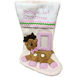 Best 25+ Baby's first christmas stocking ideas on Pinterest ...