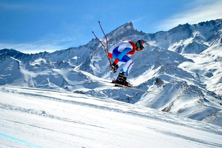 ¡Disfrutá de la #NieveArgentina en #LasLeñas este #Invierno! #Sky #Ski #Esqui #Nieve #Argentina #Snow #DeportesExtremos #Mendoza
