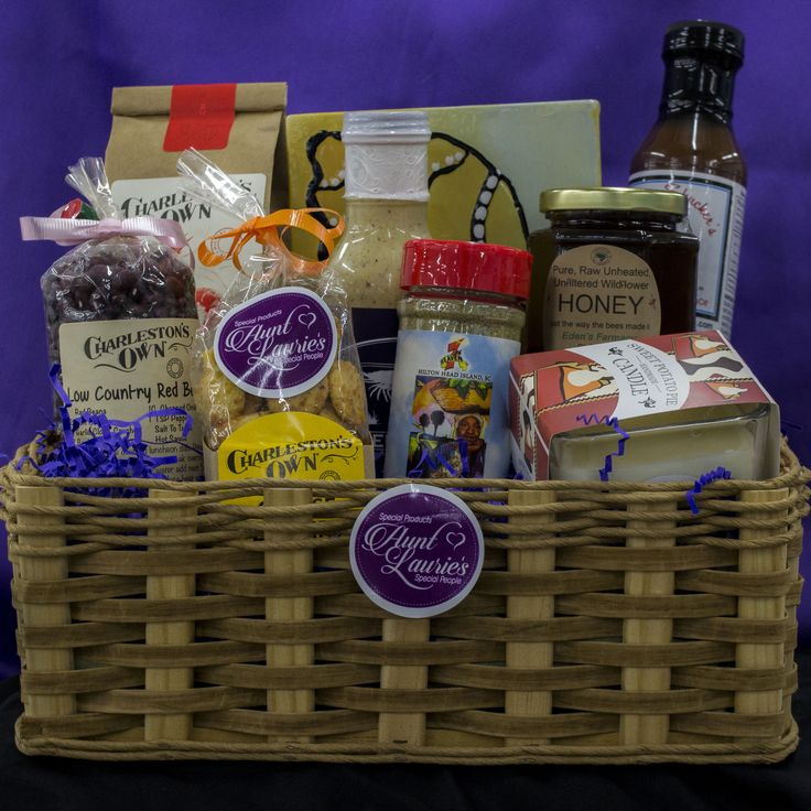 13 best lowcountry gift baskets images on christmas