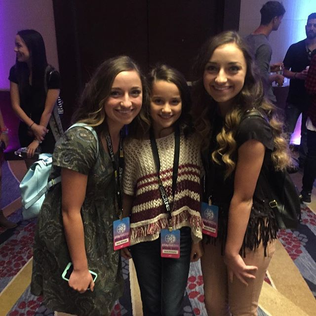 Annie and Brooklyn and Bailey!