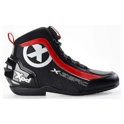 Spidi Xpd X-zero Shoes Black/red
