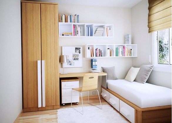 7 stylish essentials for every dorm room day bed guest for Small room essentials