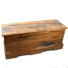 Southeast Asian Blanket Chest