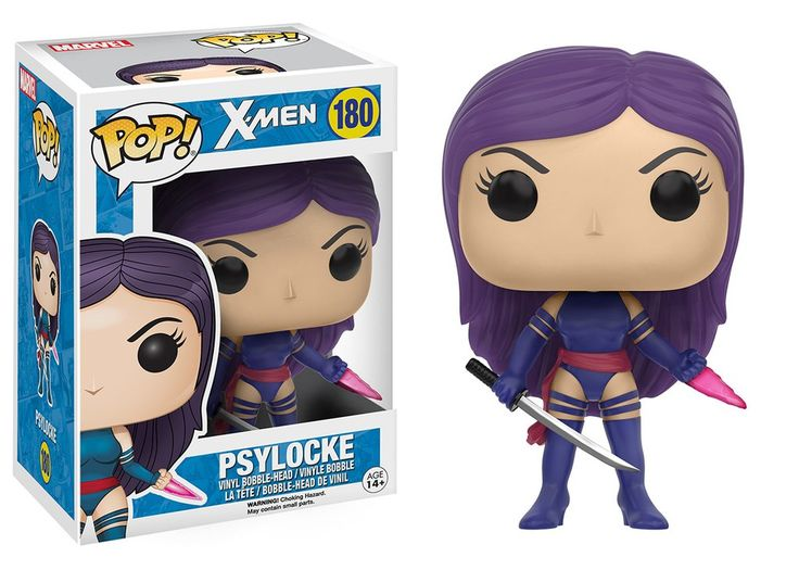 Pop! Marvel: X-Men - Psylocke