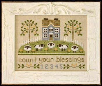 Country Cottage Needleworks - Cross Stitch Patterns & Kits