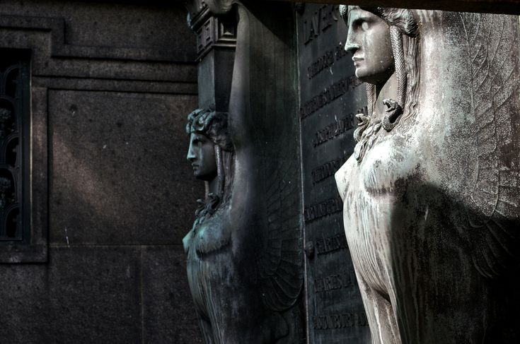 Montmartre Cemetery - Image by Peter Rivera