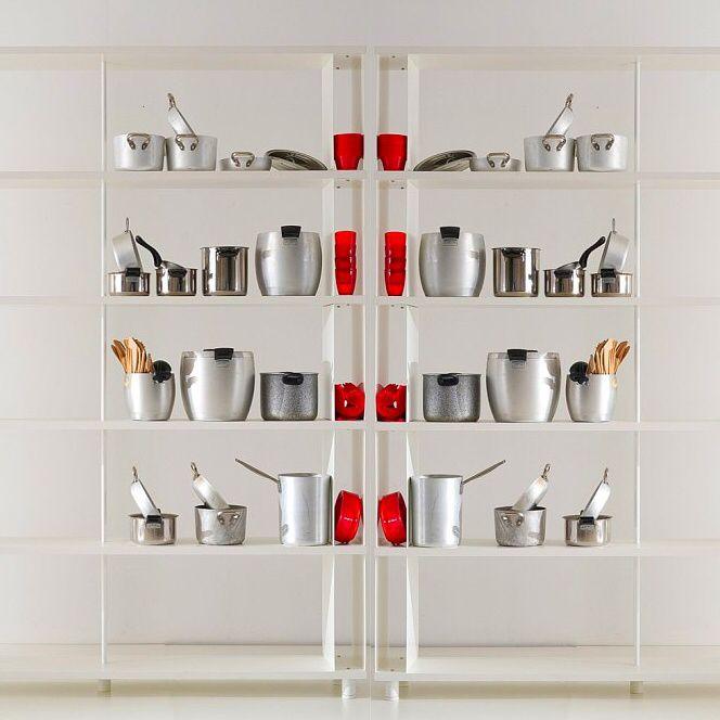 SKAFFA bookcase TOTAL WHITE used in the kitchen   LEARN MORE http://www.piarotto.com/en/categoria-prodotto/skaffa/  . . . . . . . #bookcase #shelving  #madeinitaly #interiordesign #interiors #reallivingloves #interior4all #shelfie #interiorforinspo #sharemystyle #sharemystylebedroom #homebeautiful #walldecor #interiorsblog #fouremptywalls #interiorlove #inspohome #designforeveryone #interior2you #interior_and_living #interior123 #kitchen