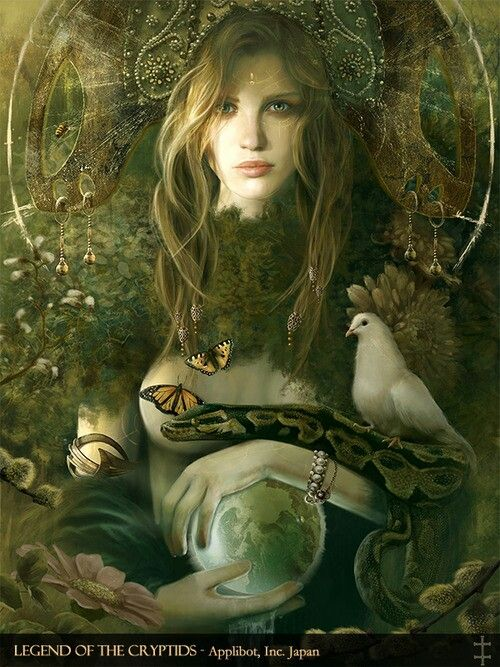 Pin by daisy rose on mythology greek goddesses god Goddess of nature greek
